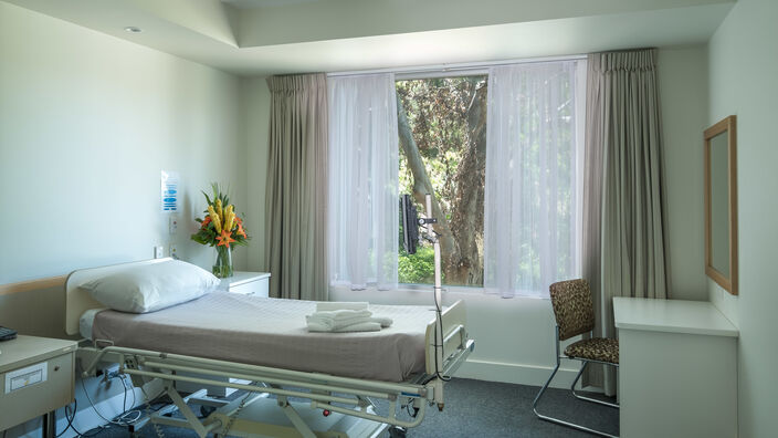 Cc Single Patient Room